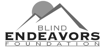 Blind Endeavors Foundation Logo
